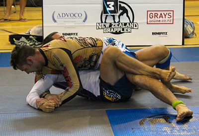 nz Grappler NoGI Competition Regional Kapiti