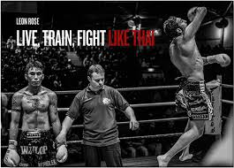Live, Train, Fight like Thai - Book project