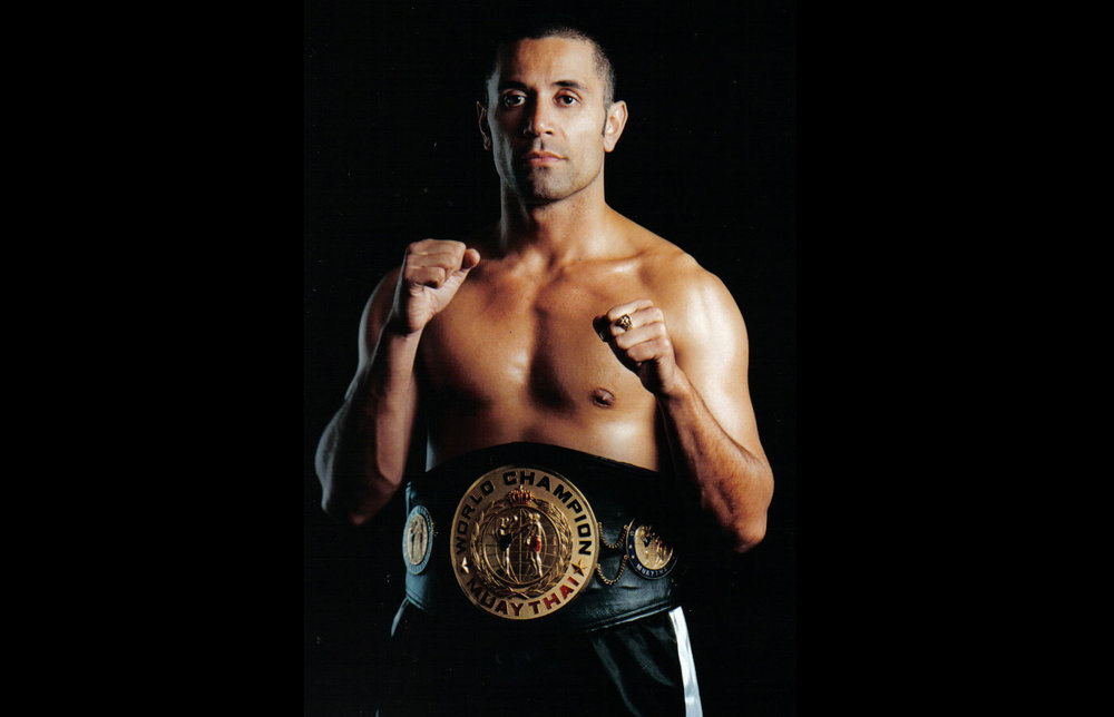 "Jayson ""Supercharge"" Vemoa is a former MuayThai World Champion from New Zealand who leads a successful Martial Arts coaching career in Japan."