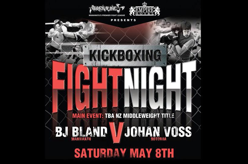 Adrenaline Fight Night