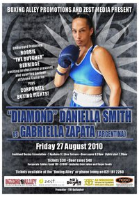 fight poster Diamond Fights