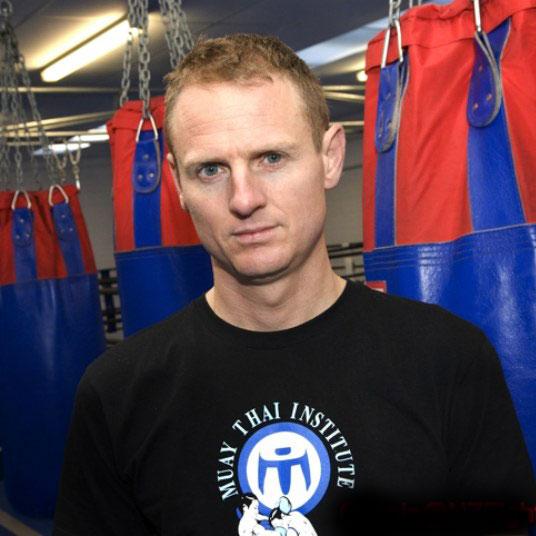 Interview With Muay Thai Institute's Mark Hampton — New