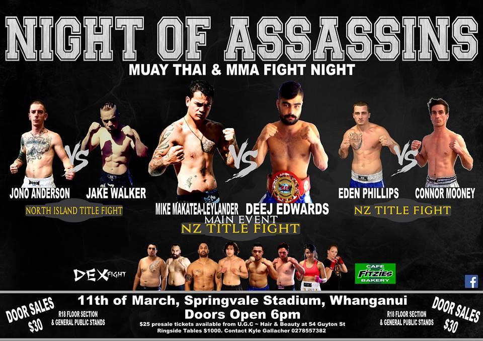 Night of Assassins