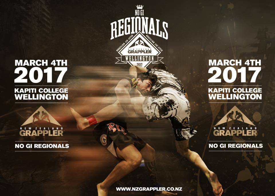 No Gi Regionals Grappling Competition