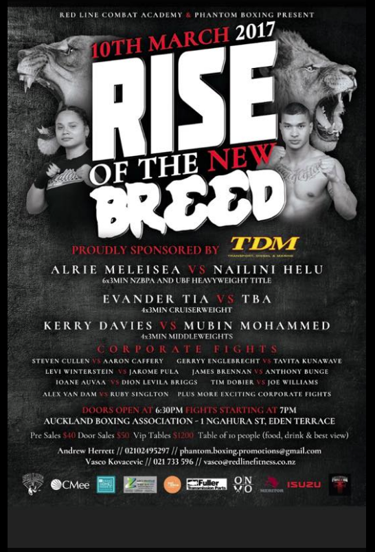 Rise of the New Breed