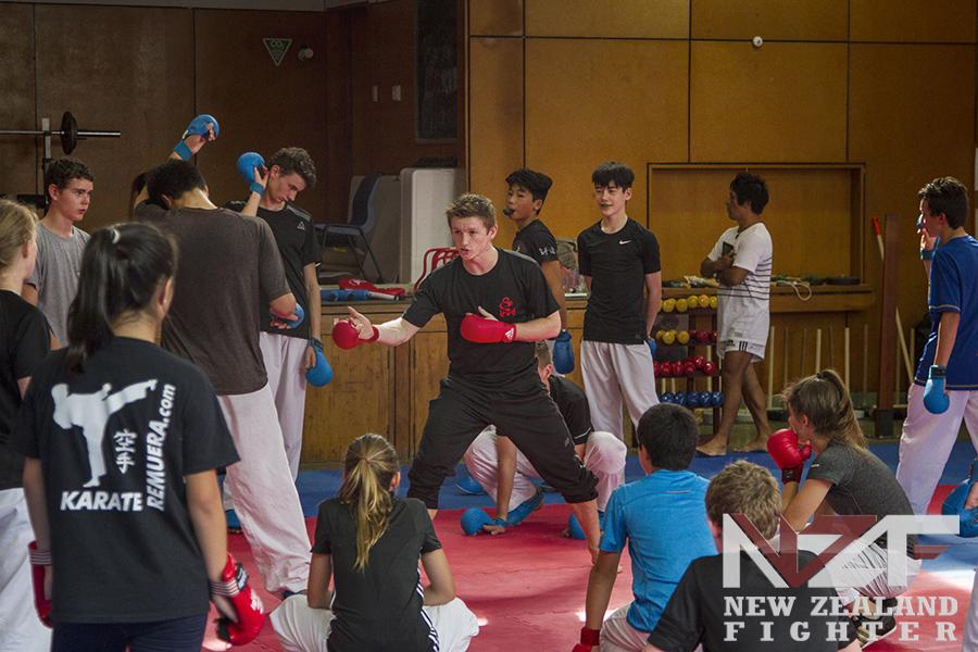 Karate Remuera
