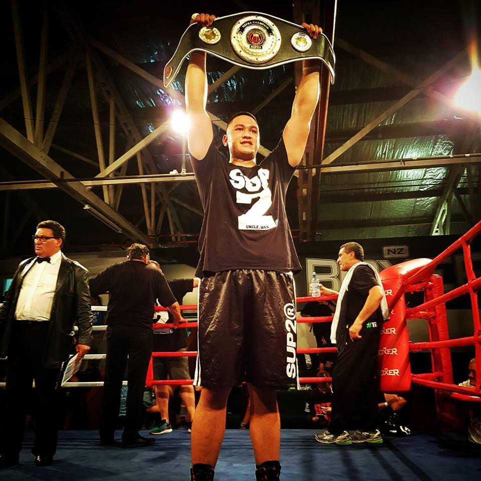 Junior Fa wins New Zealand title