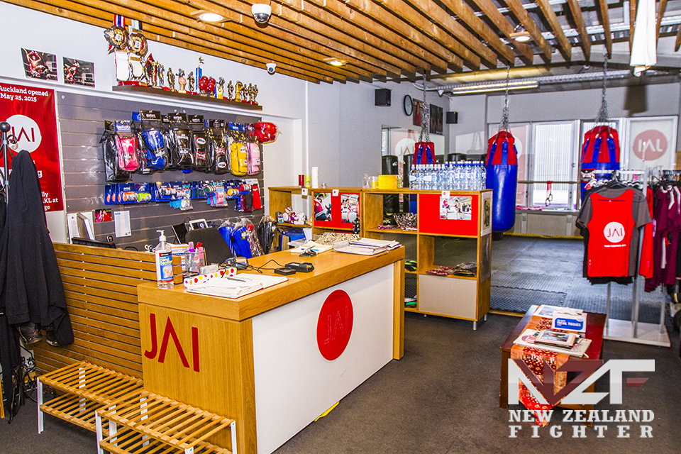 JAI Thai Boxing Gym