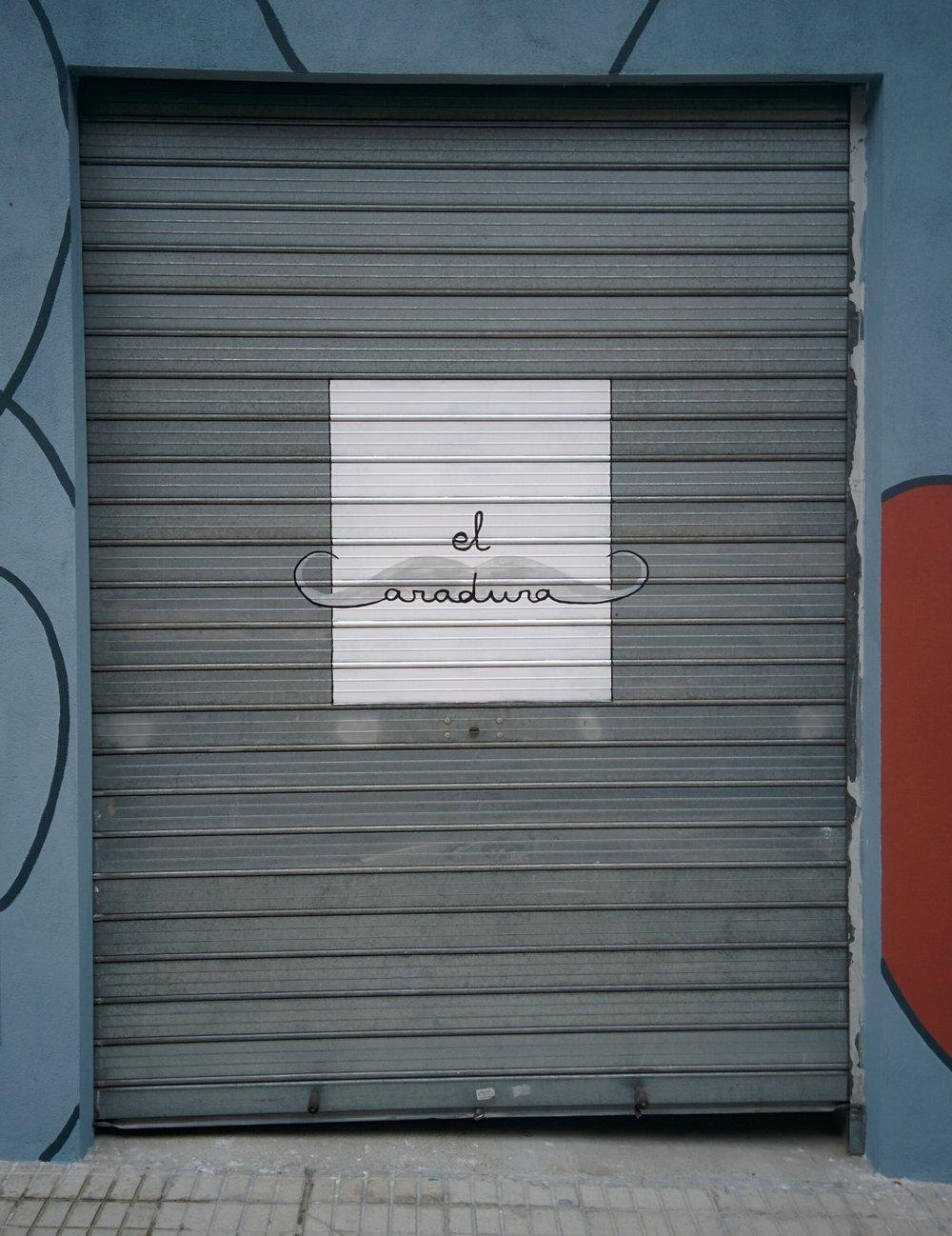 EL Caradura, Salamanca. España