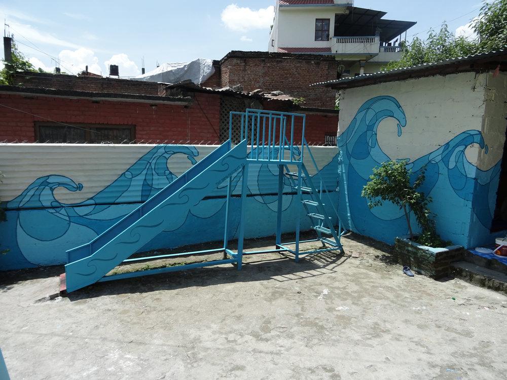 Sama Kids Home.Kathmandu, Nepal