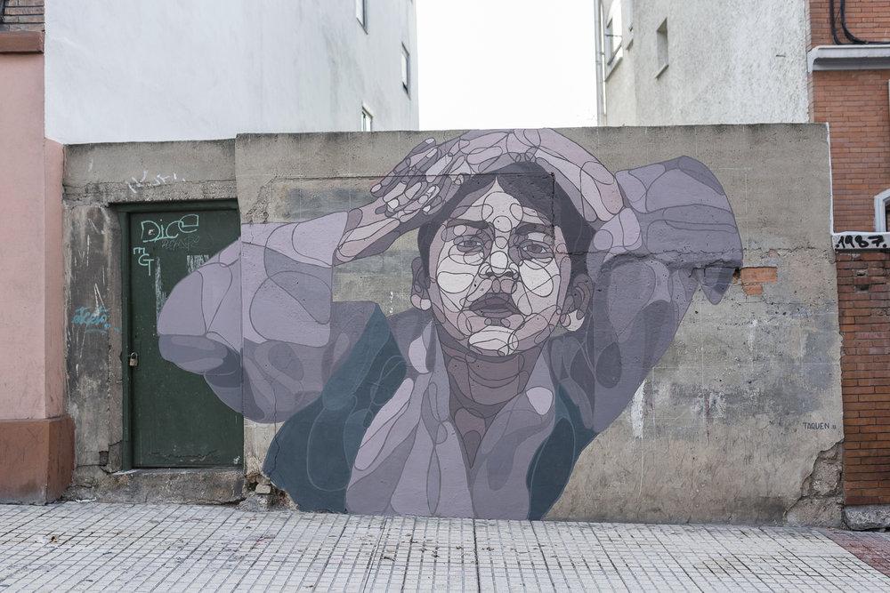Zaragoza, Spain. 2018