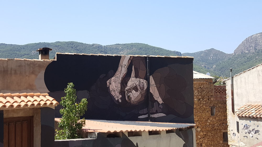 Fanzara, Castellón, Spain. 2017