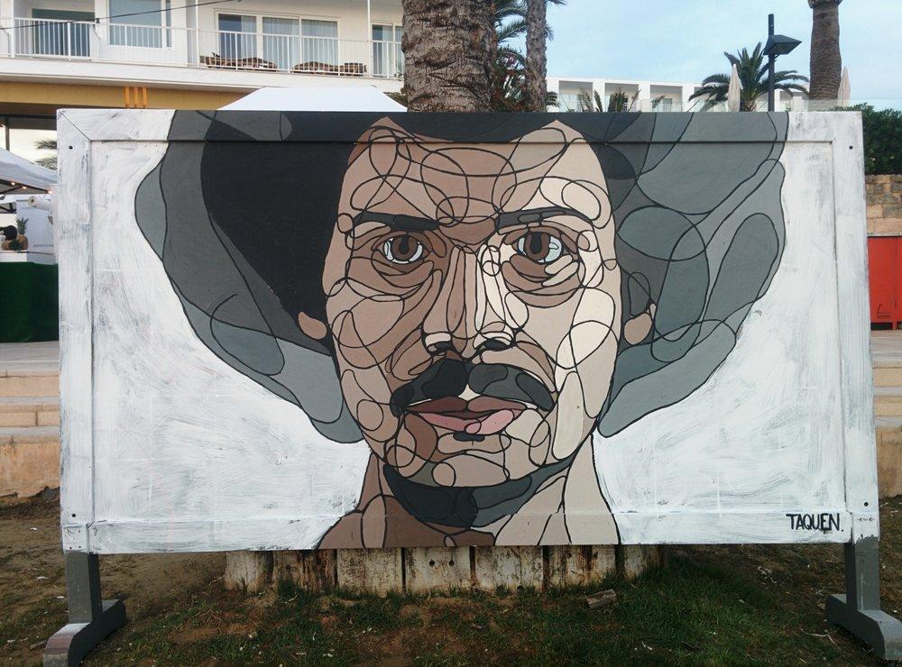 Ibiza, Spain. 2017