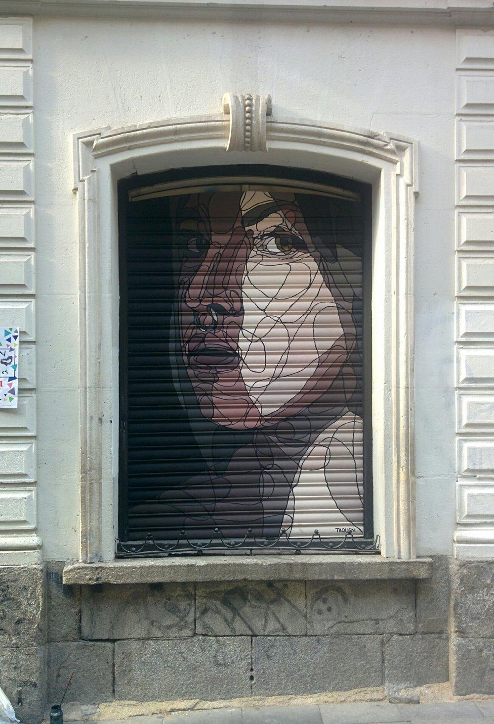 Madrid, Spain. 2017