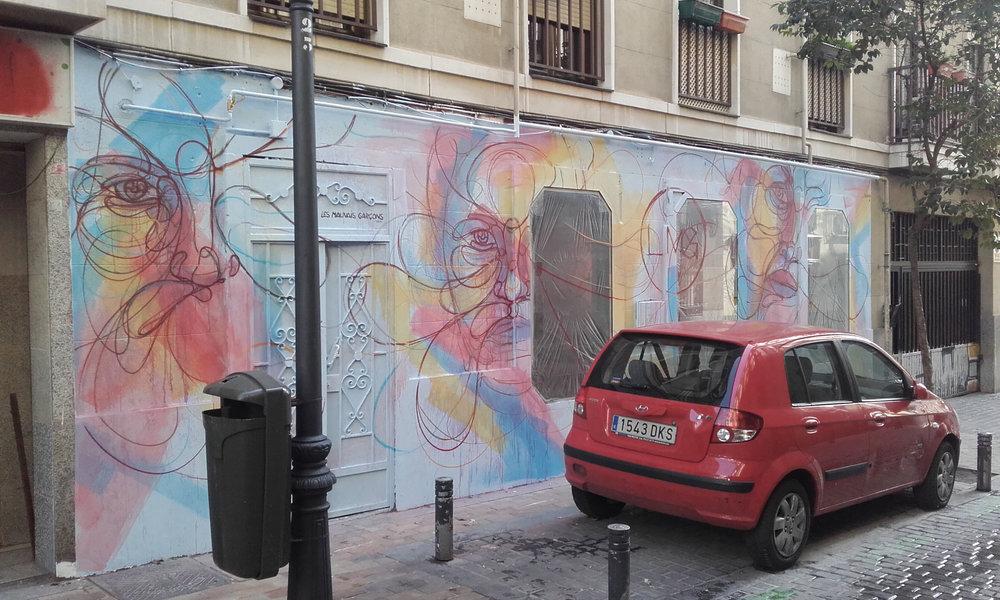 Madrid, Spain. 2018