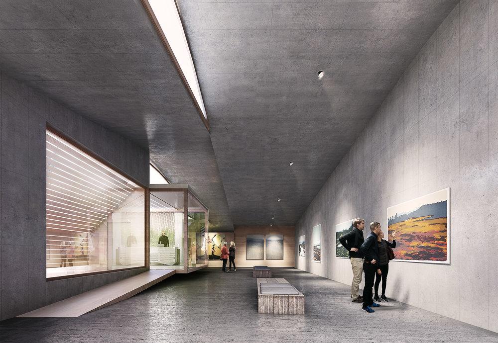 GalleriKjær - Art gallery in Norway.