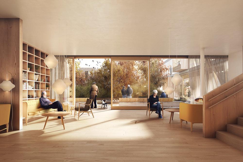 Hegnets Have - Nursing home in Copenhagen