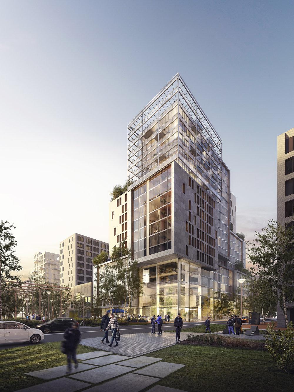 Urban development in Amsterdam SE, Amsterdam