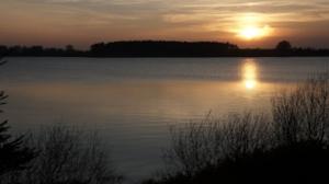 Tulfarris Lakes Sunset