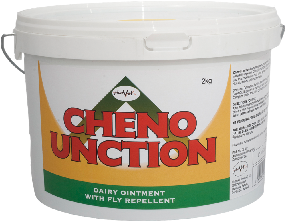 CHENO UNCTION  900G  N4516  €19.95   2KG  N2180  €39.95      FREE CHENO UNCTION MINT 450G WITH EVERY 2KG PURCAHSE