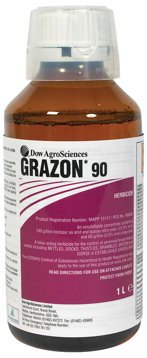 GRAZON PRO 1L  Product Code :-  N3126   NOW   €65