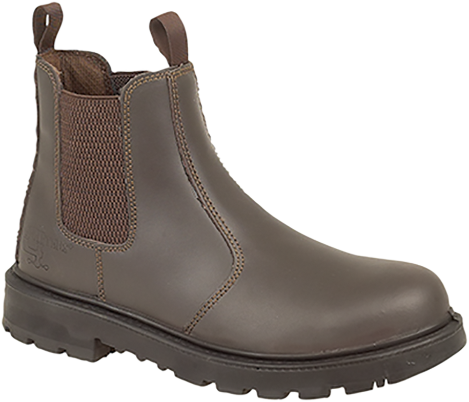 PROTECTIVE DEALER BOOT STEEL TOE CAP  Product Code :-  M5056  NOW   €34.95