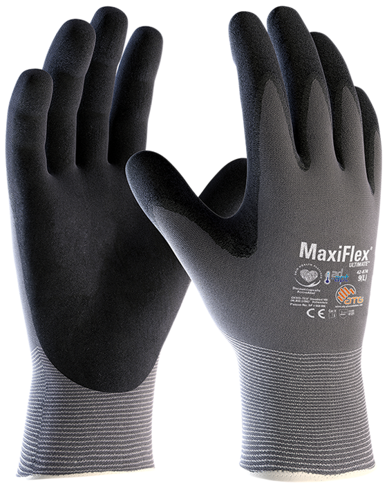 MAXIFLEX GLOVES  FREE WITH PROTECTIVE DEALER BOOT STEEL TOE CAP