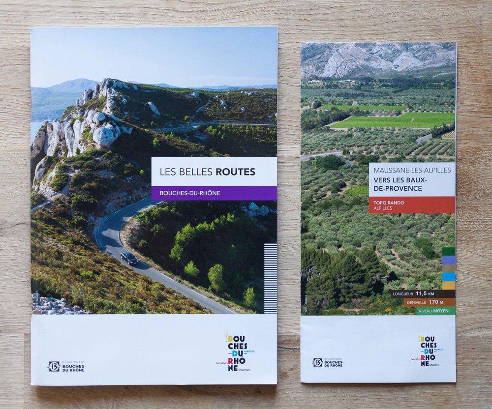 Brochure Bouches du Rhône Tourisme
