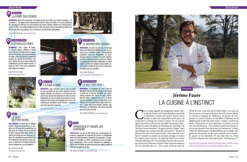 Durance Magazine