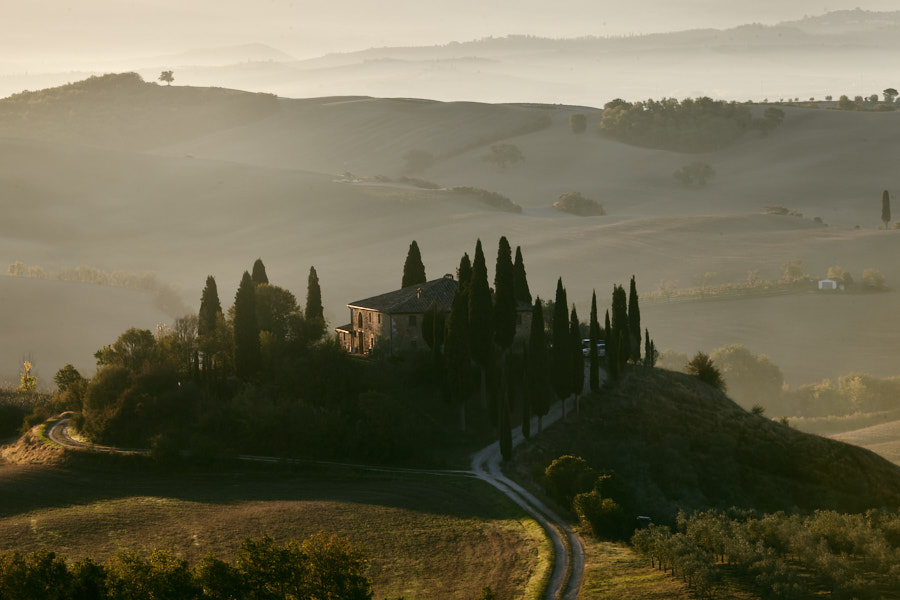 Toscane - Val d'orica