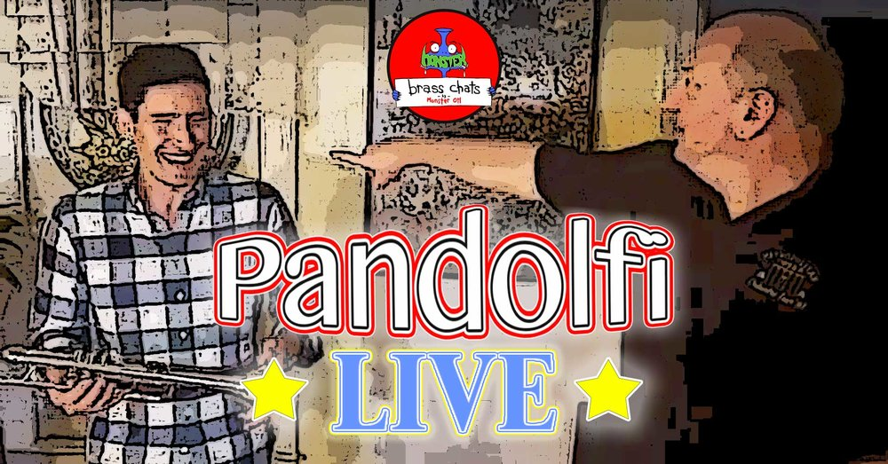 Pandolfi Brass Chats Live