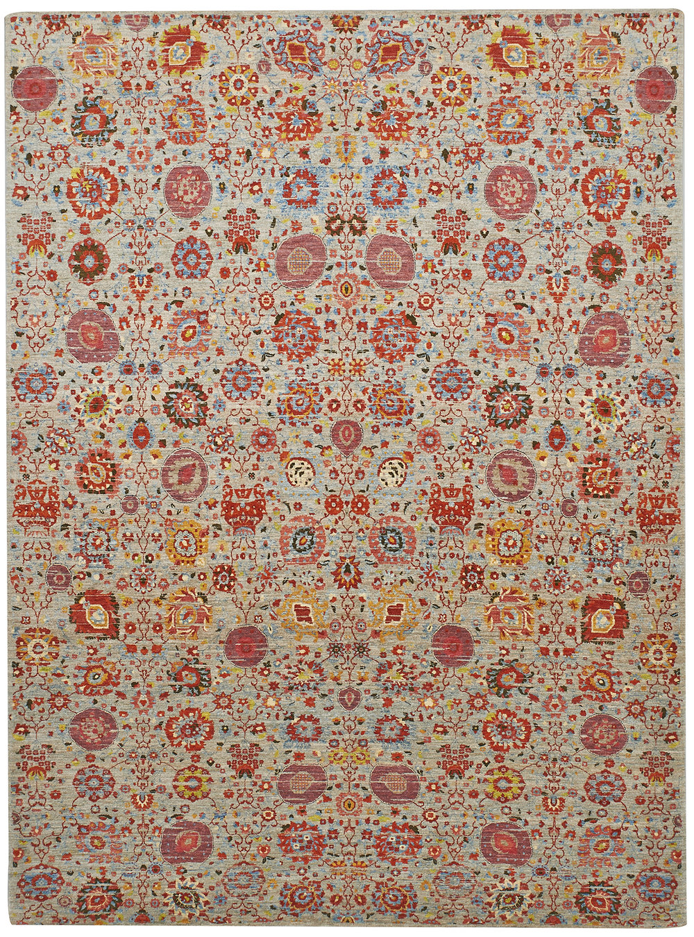 Nouveau Tabriz - Carpet Design Award Winner 2015