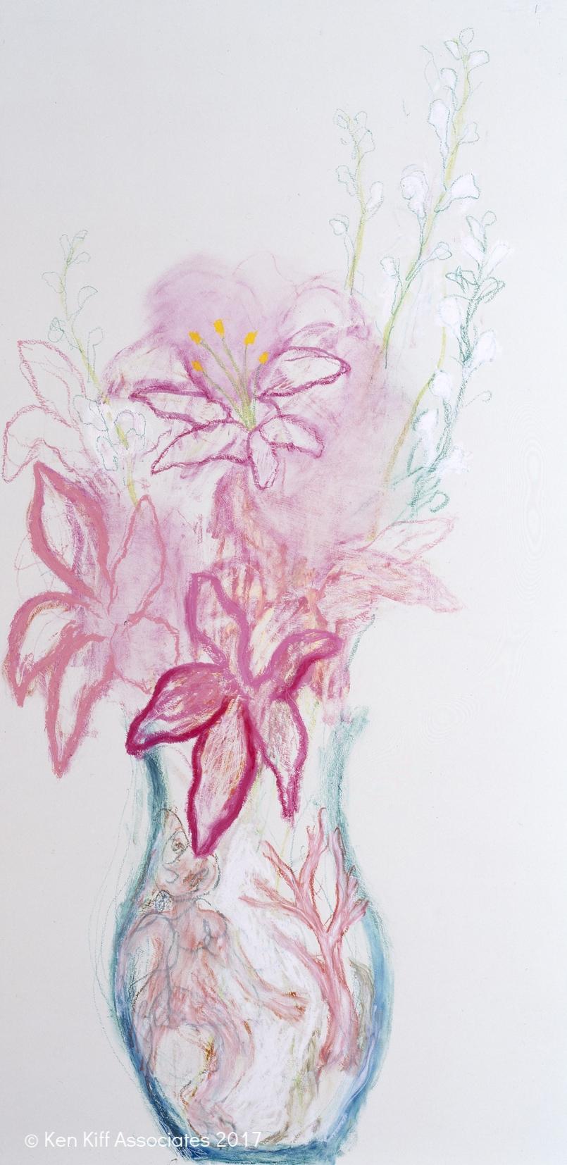 Ken Kiff - Flowers