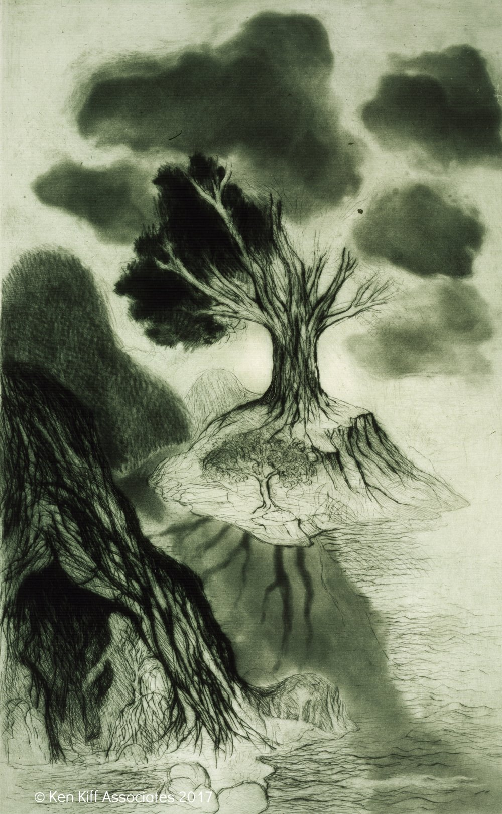 Ken Kiff - The Large Tree