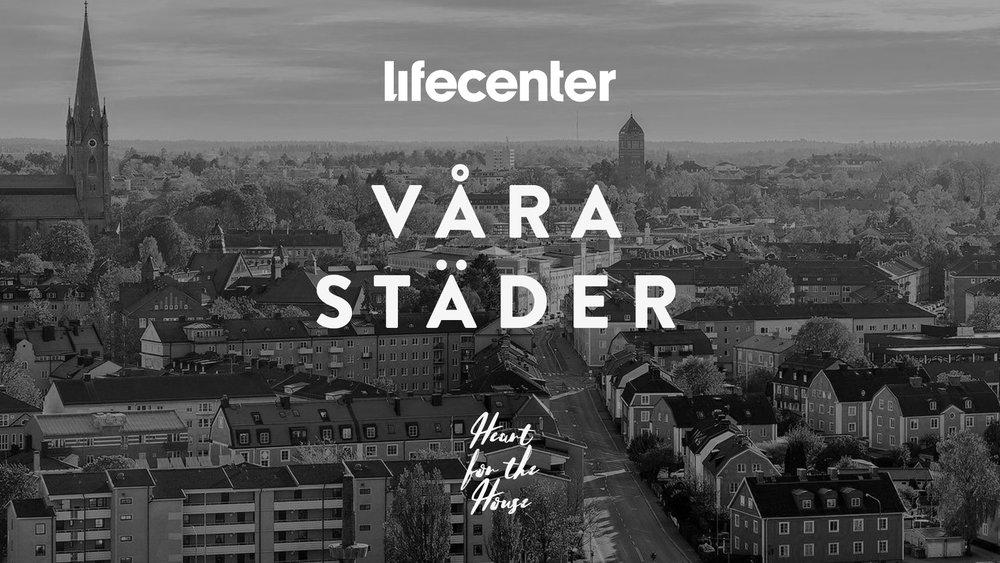 Under 2019 tar vi nästa steg med gudstjänster varje söndag i Linköping. I Ludvika vill vi göra riktade insatser för att nå regionens tonåringar och familjer. I Västerås, som är vår huvudbas, vill vi bland annat göra en citysatsning för att nå nya människor.