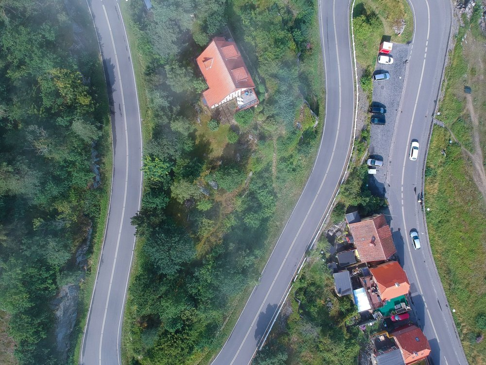 Drone photography by our Project Coordinator, Mathias Vinter.
