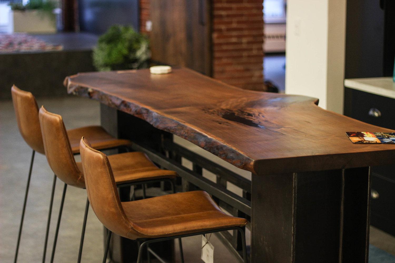 metal and wood furniture. THE CATWALK BAR Metal And Wood Furniture