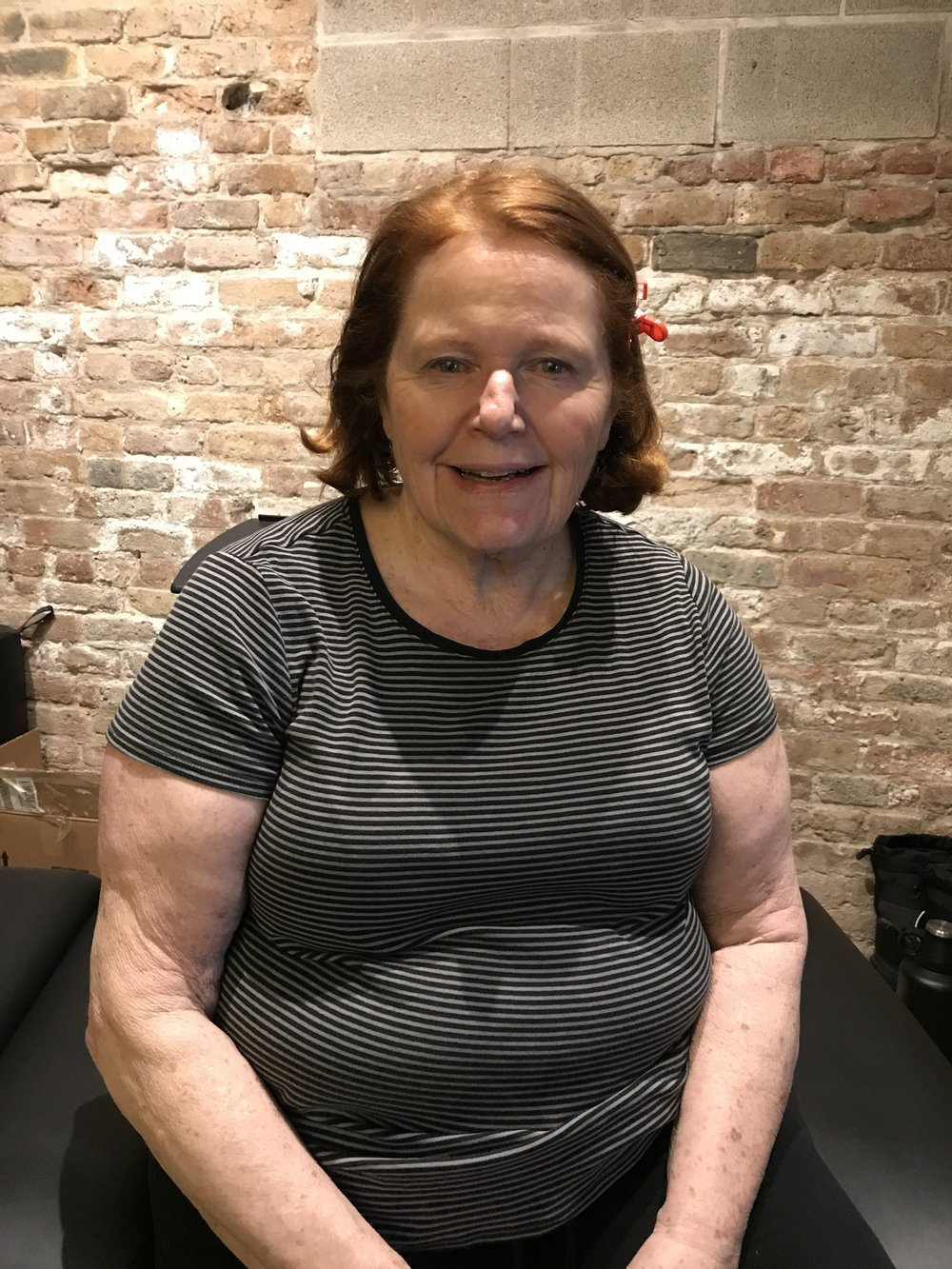 Anne Cunningham -- Long time client