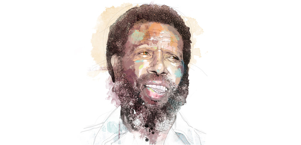 Eddie Mabo for the Weekend Australian