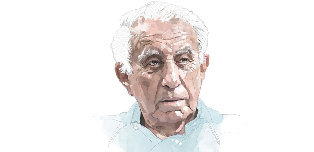 Harry Triguboff for Qantas Inflight Magazine
