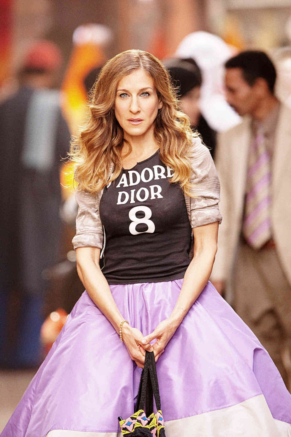 Carrie Bradshaw - the muse for my original blog idea.