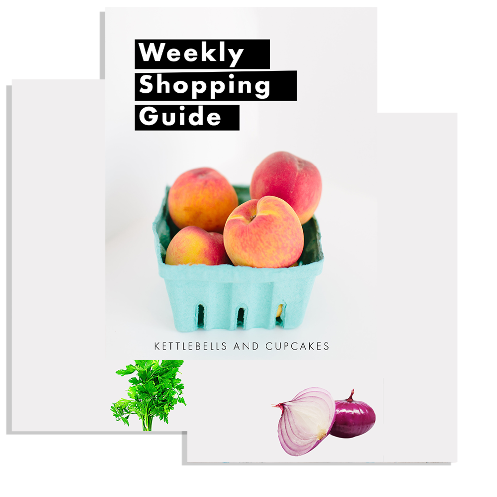 Not sure how to grocery shop? - Revamp your weekly shopping using 6 key food categories,  sample list included!