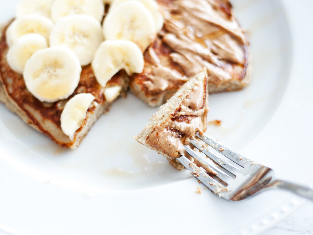 Protein Powder Pancakes - Healthy, delicious, and quick!