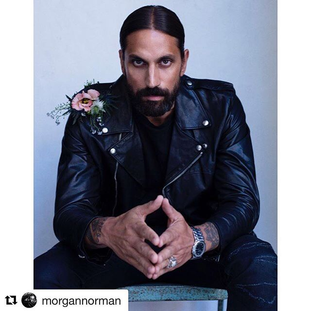Shot at @studiomjuklyx  #Repost @morgannorman with @repostapp ・・・ My new series of portraits feat. the one and only Mr @bengorham for @klintbergnilehn #åhlens ⭐️🤘🏼⭐️ style by: @stylist_fia_tegner #morgannorman #work #photographer #byredo #gorham #style #fashion // spec thx: @studiomjuklyx