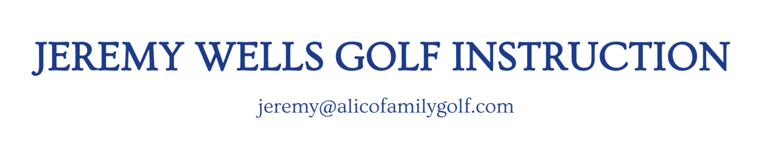It's All in the Hips — Jeremy Wells Golf