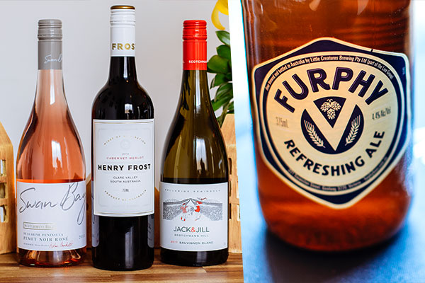 Drinks - Fully licensed so you can have a beer or wine with your meal. Try one of our Croatian wines and spirits for the full authentic experience.