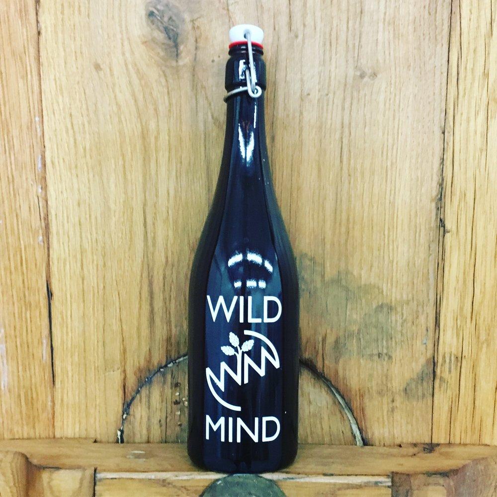 Wild Mind Flip-Top 750 mL growler