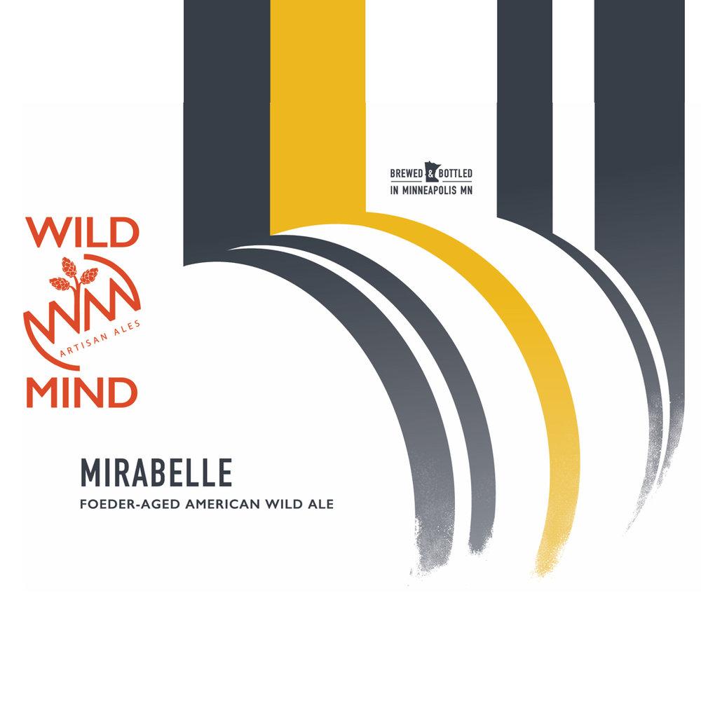 Wild Mind Artisan Ales - Mirabelle