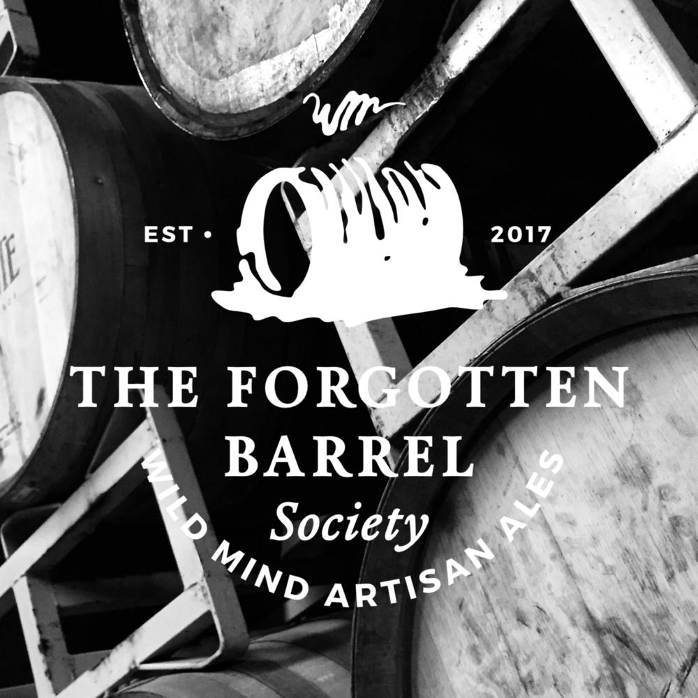 Wild Mind Artisan Ales - Forgotten Barrel Society - Barrel Racks