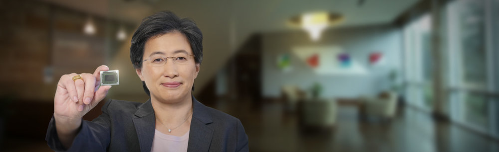 AMD CEO Lisa Su, a veteran of IBM and Freescale, has been leading a resurgence at the chipmaker. Photo: AMD